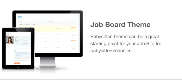 Babysitter Feature: WP Job Manager