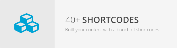 Shortcodes - Babysitter WordPress Theme Responsive