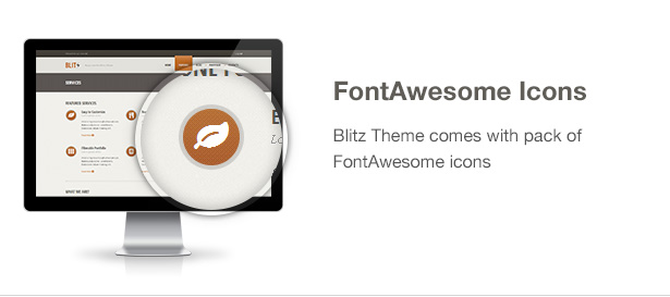 Blitz - Responsive Multi-Purpose Theme