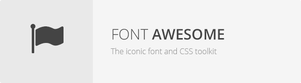 FontAwesome Icons - HandyMan WordPress Theme Responsive
