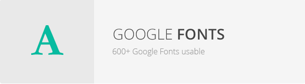 Google Web Fonts - HandyMan WordPress Theme Responsive