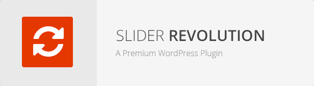 Revolution Slider - T.Joy WordPress Theme Responsive