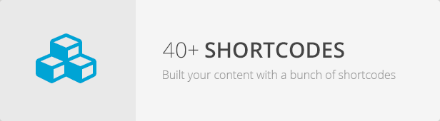 Shortcodes - T.Joy WordPress Theme Responsive